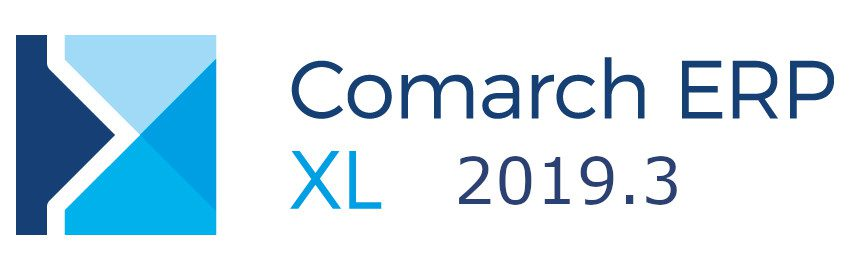 Comarch ERP XL 2019.3
